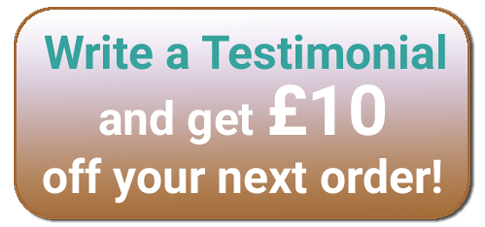 Write a Rattan and Teak Testimonial and receive a £10 coupon
