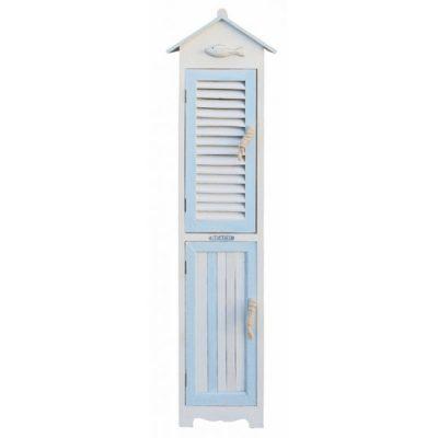 Beachcomber Wooden Beach Hut Cupboard 1185mm