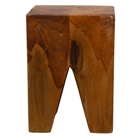 SQUARE_RECLAIMED_TEAKWOOD_STOOL FRONT_2