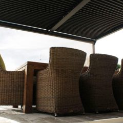 Set of 4 Side Screens for the Extra Large Mojave Gazebo 350cm x 720cm
