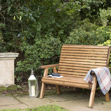 RSPB Sustainably Sourced 2 Seater Garden Bench