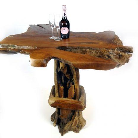 PJ_MAK_MJ175 Bakulan Reclaimed Teak Root High Bar Table w150 h110 d100cm_002
