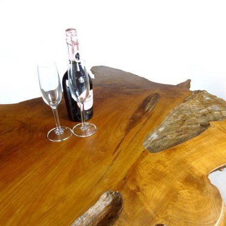 PJ_MAK_MJ175 Bakulan Reclaimed Teak Root High Bar Table w150 h110 d100cm_004