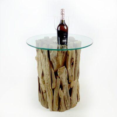 PJ_MAK_MJ181 Tosari Teak Root Rnd Glass ST_021