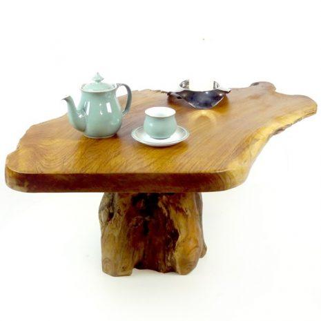 PJ_MAK_MJ303 Raja Reclaimed Teak Root Coffee Table 1 Leg w80 h45 d60cm_002