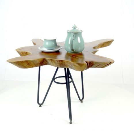 PJ_MAK_MJ511 Malang Teak Root Coffee Table 3 Metal Legs W95 H45 D60_002