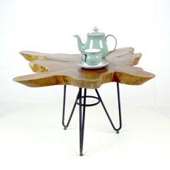 PJ_MAK_MJ511 Malang Teak Root Coffee Table 3 Metal Legs W95 H45 D60_007
