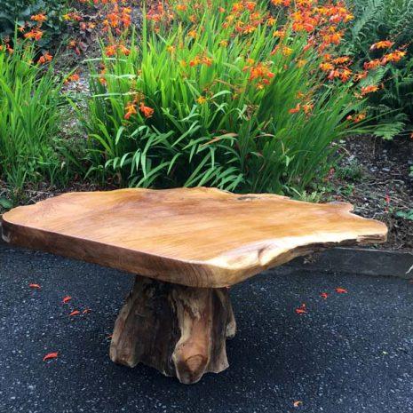 Raja Teak Root Coffee Table - 80cm Wide - Height 45cm