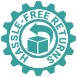 Hassle Free Returns Gear Wheel