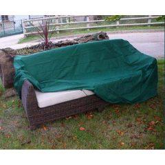 Heavy Duty Waterproof 2 Seater Rattan Sofa Cover H90 W159 D95cm