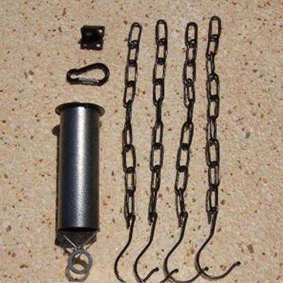 Heatmaster Hanging Bracket Contents