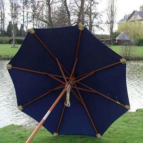 Wainwright 210cm Hardwood Octagonal Garden Parasol