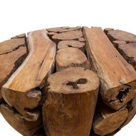 Ofili Teak Root Coffee Table