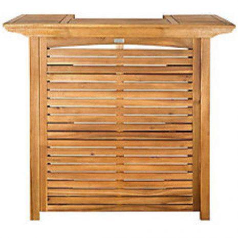 PJ_MSL_5835 Tahiti Rectangular Teak Bar Table 120cm