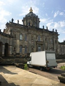 Rattan And Teak arrives at Castle Howard