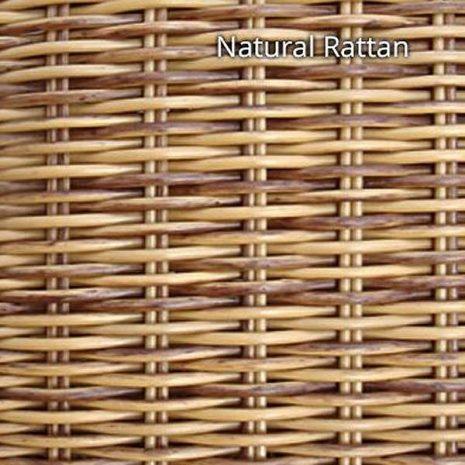 Scarborough Rattan Armchair - Natural