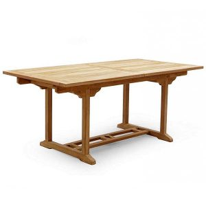 PJ_MSL_5839 Oswald Extra Large Rectangular Teak Extending Table 3m