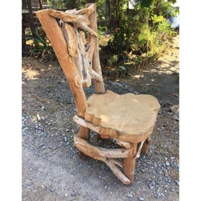 Lombok Teak Root Dining Chair PJ_MAK_MJ541