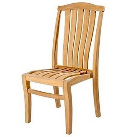 Gainsborough Stacking Sustainable Teak Dining Chair KH_KT1123