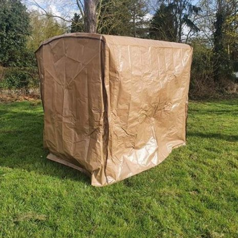 Tamarin Swing Seat Weather Cover - Brown
