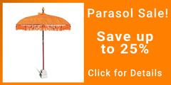 Parasol Sale image