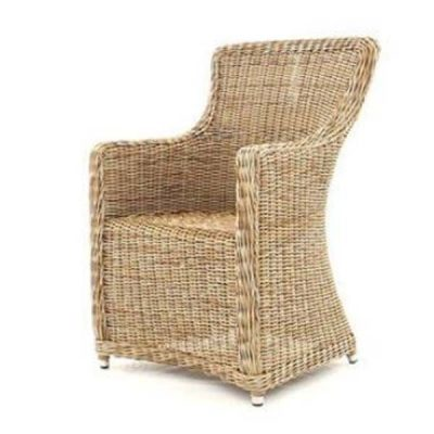 Willow Rattan Dining Chair