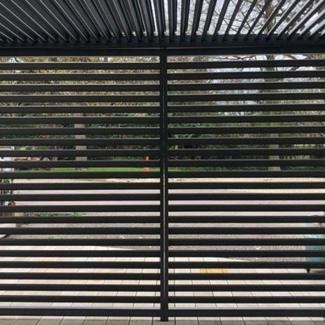 Mojave Gazebo 350cm Fence Panel