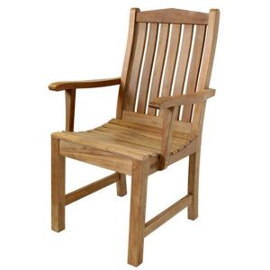 Rosen Sustainable Teak Garden Armchair