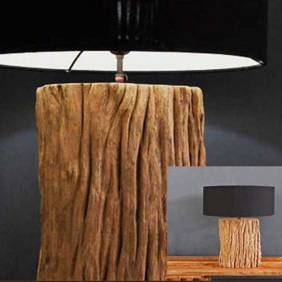 Daintree Reclaimed Teak Table Lamp