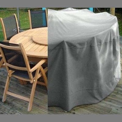 Heavy Duty Waterproof Round Suite Cover