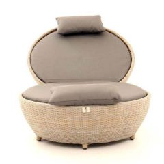 Dartmouth AquaMax Apple Lounger Chair - Front view