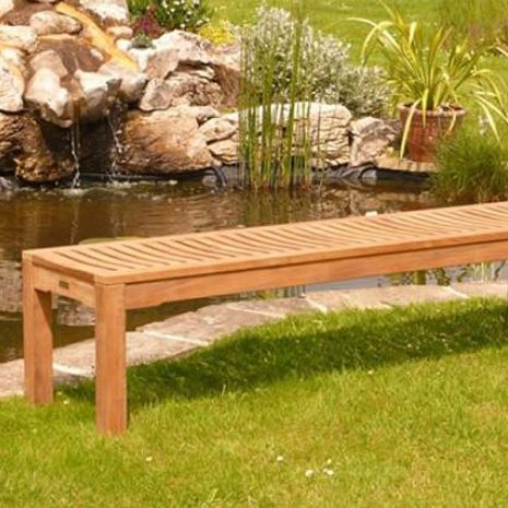Agard Backless Bench 180cm