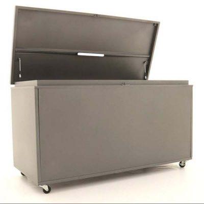 Mojave Aluminium Garden Storage Box
