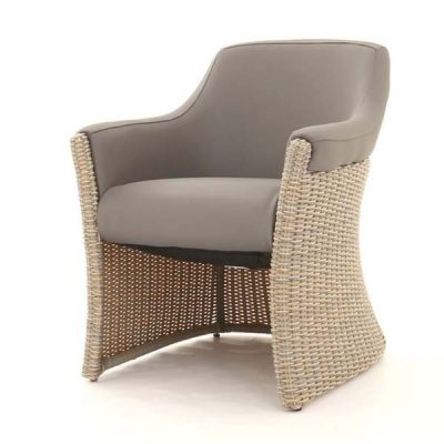 Dartmouth AquaMax Rattan Dining Armchair