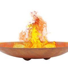 Etna Cast Iron Fire Bowl 80cm