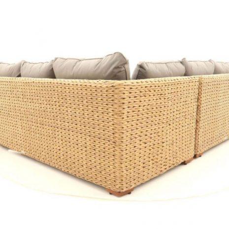 Bude 5 Seater Corner Garden Sofa