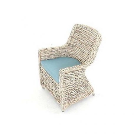 Poole Outdoor Rattan Garden Dining Chair
