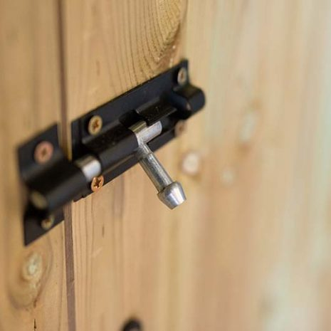Superior Small Store Hasp and Staple