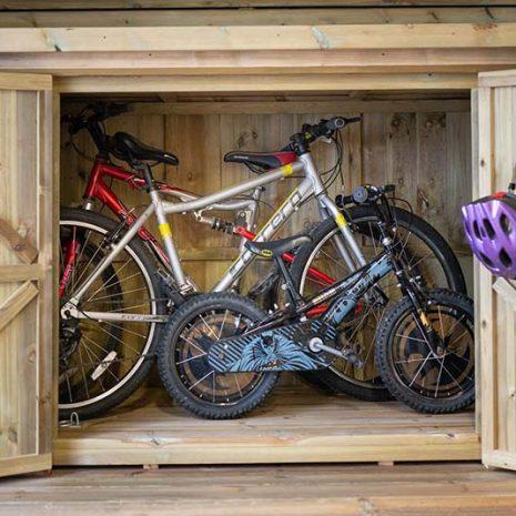 Superior Bike Store Open Doors Master Product Shot