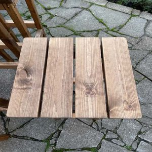 Bronte bar set stool top