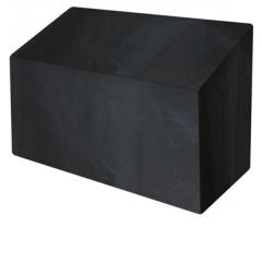 1.8m bench cover black