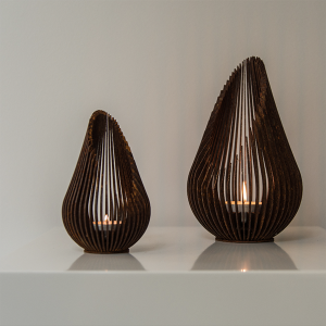 Growdrop Candle Holder