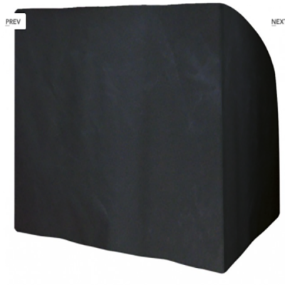 3 Seater Swing Seat Cover Black