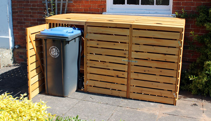 HomePagePanels - Wheelie Bin Covers